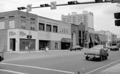 Florida Memory - Intersection of Jefferson Street and Monroe Street 1985