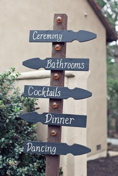 cute idea. would make them chalkboard paint for easier direction assignment. LOVE!
