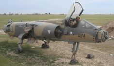 """Planeshots, taking a """"flight"""" in a derelict Iraqi Mirage Us Military Aircraft, Military Jets, South African Air Force, Dassault Aviation, Abandoned Ships, Aviation Art, Rust In Peace, War Machine, Wwii"""
