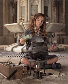 Hermione Granger - Chamber Of Secrets Harry Potter