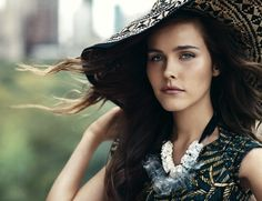 Isabel Lucas - major girl crush!  How gorgeous is she?!