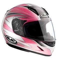 HJC CL-Y Razz Pink