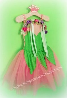 """Tutu"" Sweet Decor: Using a Ballet Costume for Inspiration!"