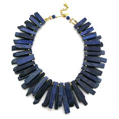 Waves Keep Washing Ashore necklace by Elva Fields