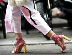 Shoes with socks, what do you think? #TrickyTrend #fashion #shoes