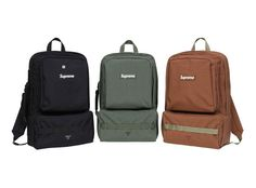 #Supreme 2010 Denier Cordura 1000 #Backpack