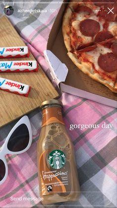 Comida Picnic, Starbucks Caramel, Instagram Story Ideas, Aesthetic Food, Sky Aesthetic, Flower Aesthetic, Aesthetic Makeup, Travel Aesthetic, Teen Couples