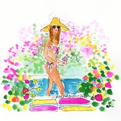 We'll be here until further notice... #SummerInLilly #lilly5x5