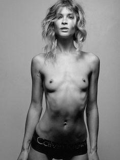 Erin Wasson - Zink by Mark Squires, Summer 2012