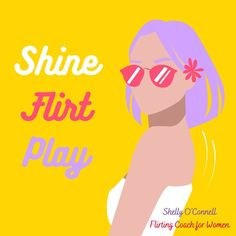 Need some coaching to fully shine while flirting? Let play guide you in becoming a better flirt. I coach women to reframe flirting as play, to let go of patrarchal bs around flirting, and to have fun while learning or brushing up on flirting skills. Visit me on Facebook. The End Game, Advertising Ads, Animal Pillows, Flirting, Letting Go, Coaching, How To Become, Finding Yourself, Author