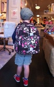 Back to school backpack shopping got you down? Our contributor Gwen looks at the best kids backpacks you can buy in Vancouver. Best Kids Backpacks, Back To School Backpacks, One Back, Vera Bradley Backpack, Vancouver, Mom, Shopping, Fashion, Moda