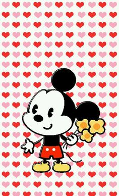Image via We Heart It https://weheartit.com/entry/145189280/via/16749372 #cute #mickeymouse #wallpaper