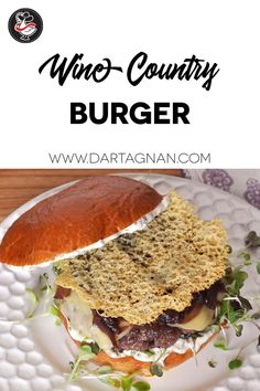 For this easy recipe, we pair our ground Wagyu with pears, arugula, and mild Raclette in a bite-sized burger that's perfect for parties. Burger Recipes, Meat Recipes, What To Grill, Wagyu Burger, Recipe D, Onion Recipes, Menu Restaurant, Arugula