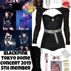 Korean Outfits Kpop, Kpop Fashion Outfits, Stage Outfits, Girl Outfits, Retro Outfits, Trendy Outfits, Look Fashion, Gypsy Fashion, Aesthetic Clothes