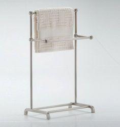 Taymor Satin Nickel Two Tier Fingertip Towel Valet Taymor Industries http://www.amazon.com/dp/B003FMVO46/ref=cm_sw_r_pi_dp_dZPNwb1XWPGVC