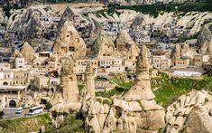 Goreme Kapadokya Gezisi