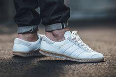 """adidas Hamburg """"White/Gum"""""""