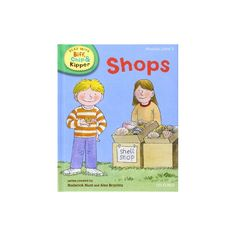 Shops (Read With Biff, Chip, and Kipper. Level 3: Phonics) - English Wooks
