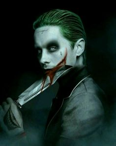 Jered Leto Joker By Bosslogic