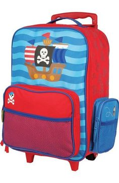 Rolling Suitcase (Kids)