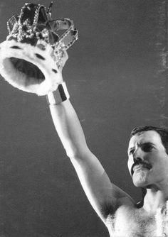 """This world has only one sweet moment set aside for us."" - Freddie Mercury"