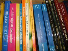In de boekenkast van Marisca van der Burg