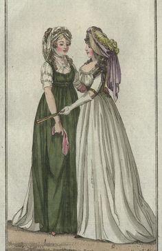 .   September 1796 Journal des Luxus und der Moden