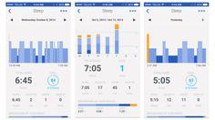 withings sleep app