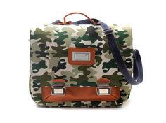 Camouflage, Messenger Bag, Satchel, Backpacks, Bags, Handbags, Military Camouflage, Backpack, Camo