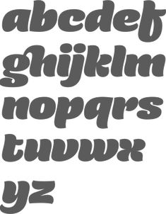 Type design information compiled and maintained by Luc Devroye. Creative Lettering, Graffiti Lettering, Lettering Design, Hand Lettering Alphabet, Alphabet Art, Doodle Lettering, Alphabet Templates, Script Writing, Graph Design
