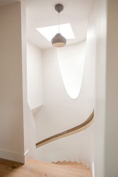 Get Into the Groove: 6 Stellar Recessed Handrails - Architizer