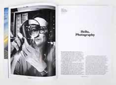 Aperture: Hello Photography - The medium's most authoritative publication launches an outstanding new take on the subject in both words and pictures