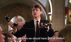 #19 The Dead Poets Society