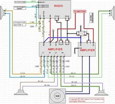 Pioneer Stereo Wiring Diagram Cars / Trucks Car audio