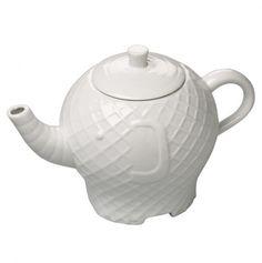 Zooology Elephant Teapot