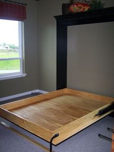 There's something kind of fascinating about the Murphy bed. Is it a bed? Is it a closet? And just how do you manage t...
