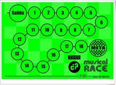 "JUEGOS DE FIN DE CURSO: ""Musical Race"" Computer Keyboard, Life, Goal, Teaching Resources, Music Class, Racing, Musicals, Games, Computer Keypad"