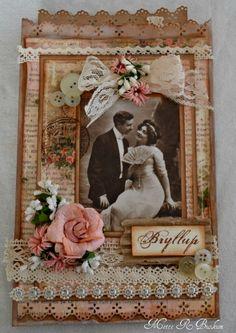 907c0a63 De 15 beste bildene for Bryllup i 2019 | Cards, Homemade cards og ...