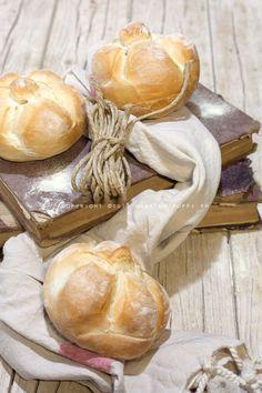 Michette milanesi fatte in casa ricetta rosette soffiate