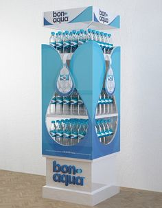 BONAQUA Various Trade Equipment on Behance