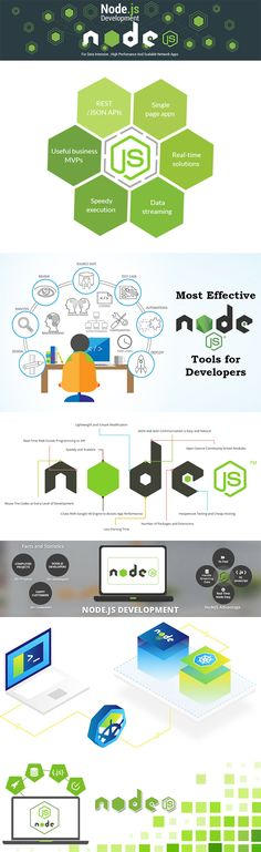 We create data intensive, high performance and scalable mobile/web apps using Node.js development platform.