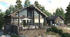 Ollikaisen Hirsirakenteelta laadukkaat ja yksilölliset omakotitalot, loma-asunnot, saunat, piharakennukset ja laajennukset hirrestä. Tutustu valikoimaan!