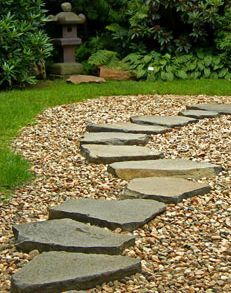 Image result for border for sand gravel back yard