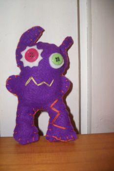 Felt Monster!