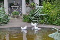 From Claus Dalbys lovely garden