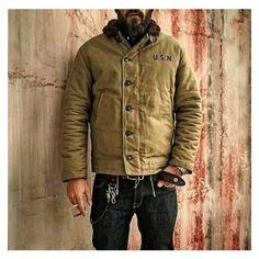 desperately desire an N-1 jacket