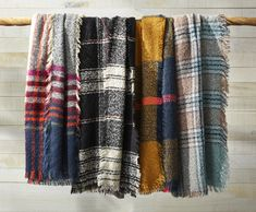 8e923a69802 How to Wear a Blanket Scarf  4 Ways to Style