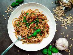 Bolonské špagety - Jem pre Zem Japchae, Ethnic Recipes, Food, Essen, Meals, Yemek, Eten