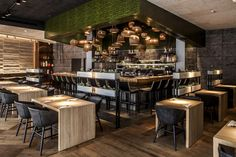 Kisu Asian restaurant by Studio Yaron Tal, Tel Aviv – Israel » Retail Design Blog