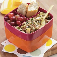 22 Healthy Lunch Ideas Our definitive guide to a healthy lunch on the go—complete with nutrition-boosting tips, make-ahead strategies, and ...